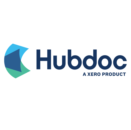 hubdoc logo for accurate financial reporting