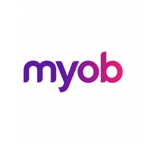 myob software logo payroll services perth